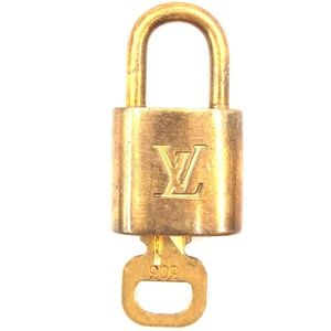 Lock Keepall Speedy Alma Brass and Key Set #303